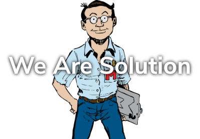 We are solution